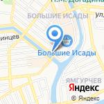 Мебельный центр на карте Астрахани