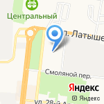 Новый Шаг на карте Астрахани