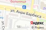 Схема проезда до компании Гейзер в Астрахани
