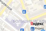 Схема проезда до компании Трио в Астрахани