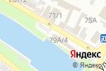 Схема проезда до компании Мангал в Астрахани
