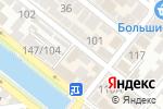 Схема проезда до компании Велоколесо в Астрахани