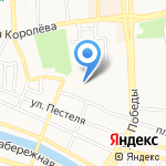 Мир красивой посуды на карте Астрахани