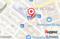 Схема проезда до компании OZON.ru в Астрахани
