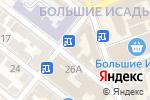 Схема проезда до компании Федоровский Рынок в Астрахани