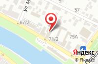 Схема проезда до компании Саида в Астрахани