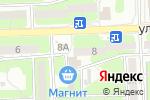 Схема проезда до компании Дубки в Астрахани