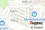 Схема проезда до компании АстрРум в Астрахани