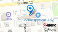 Компания Минимакс на карте