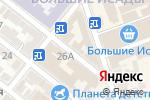 Схема проезда до компании Авадан в Астрахани