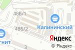 Схема проезда до компании Многопрофильная фирма в Астрахани