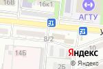 Схема проезда до компании ВАШ ЛОМБАРД в Астрахани