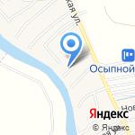 Центр временного содержания иностранных граждан на карте Астрахани