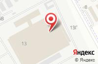 Схема проезда до компании Триал в Астрахани