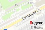Схема проезда до компании ОРБИТА в Астрахани