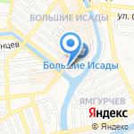 Магазин женского белья на карте Астрахани