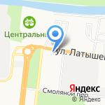 Игри`c Лайн на карте Астрахани
