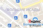 Схема проезда до компании Билайн в Астрахани