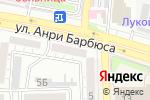 Схема проезда до компании Караван в Астрахани