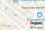 Схема проезда до компании Файз в Астрахани