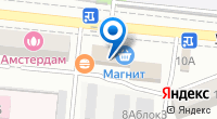 Компания Гера на карте