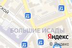 Схема проезда до компании Золотой каприз в Астрахани