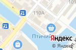 Схема проезда до компании Посейдон в Астрахани