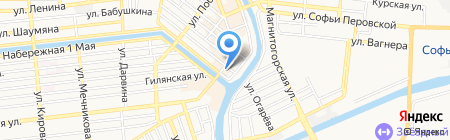 Центр-Кабель на карте Астрахани