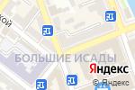 Схема проезда до компании Социальные аптеки в Астрахани