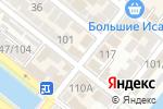 Схема проезда до компании МастерОК в Астрахани