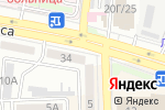 Схема проезда до компании Магазин трикотажных изделий в Астрахани