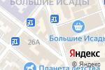 Схема проезда до компании Телефошка в Астрахани