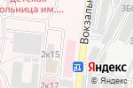 Схема проезда до компании Патологоанатомическое бюро в Астрахани