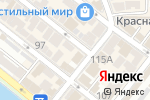 Схема проезда до компании Магазин сумок в Астрахани