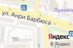 Схема проезда до компании ААнт КОНтакт в Астрахани