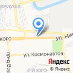 Центр автомобильных технологий на карте Астрахани