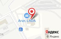 Схема проезда до компании Космос-Астрахань в Астрахани