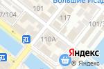 Схема проезда до компании Никта в Астрахани