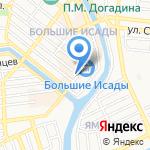 Магазин дверей и скобяных изделий на карте Астрахани