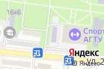 Схема проезда до компании АГТУ-ЦИТ в Астрахани
