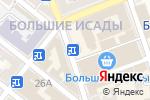 Схема проезда до компании Причал в Астрахани