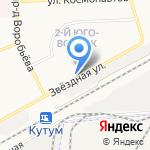 ОРБИТА на карте Астрахани