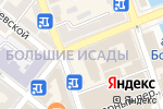 Схема проезда до компании Фотоцентр в Астрахани