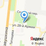 АГТУ-ЦИТ на карте Астрахани