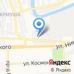 Областной сборный пункт военного комиссариата Астраханской области на карте Астрахани