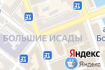Схема проезда до компании Деньга в Астрахани