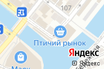 Схема проезда до компании 1000 мелочей бисер в Астрахани