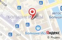 Схема проезда до компании Деньги сразу в Астрахани
