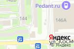 Схема проезда до компании Юго-Восток 2 в Астрахани