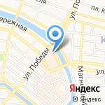 СПЕЦОДЕЖДА-ВОЕНТОРГ на карте Астрахани